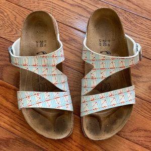 Birki's by Birkenstock anchor sandals